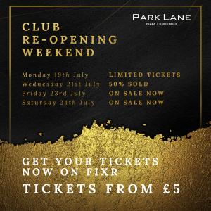 Club Reopening Night